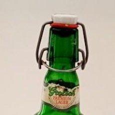 Botellas antiguas: BOTELLA (VACIA) DE CERVAZA HOLANDEZA, GROLSCH. (MUNDI). VIN-427. Lote 272355328