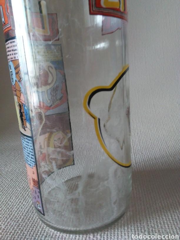 Botellas antiguas: Botella gaseosa Li monada de anis el mono - Foto 4 - 274667998