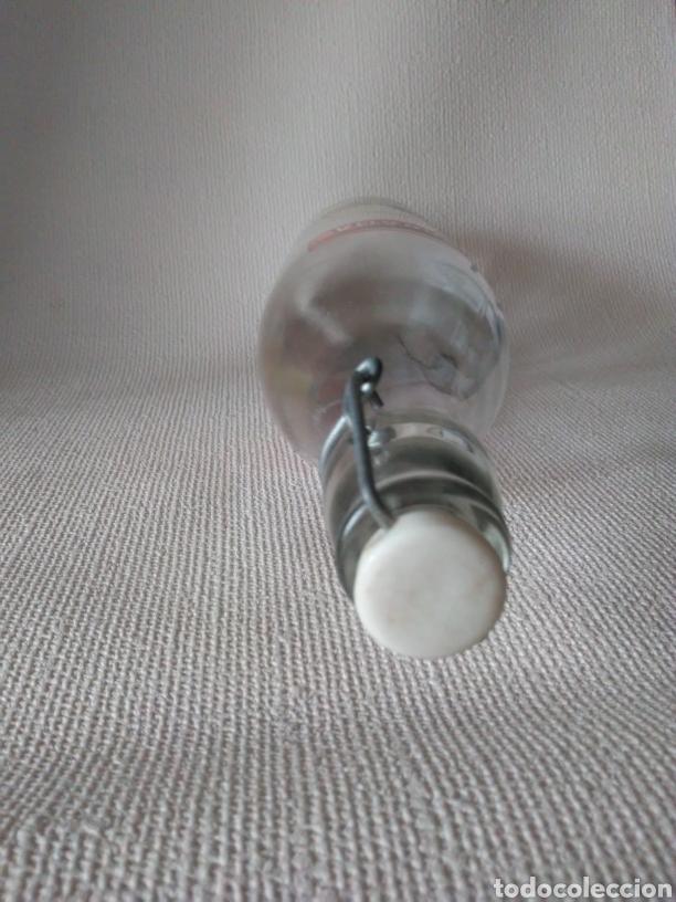 Botellas antiguas: Botella gaseosa Li monada de anis el mono - Foto 5 - 274667998
