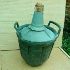 Botellas antiguas: DAMAJUANA DE 2 LITROS.. Lote 276082133