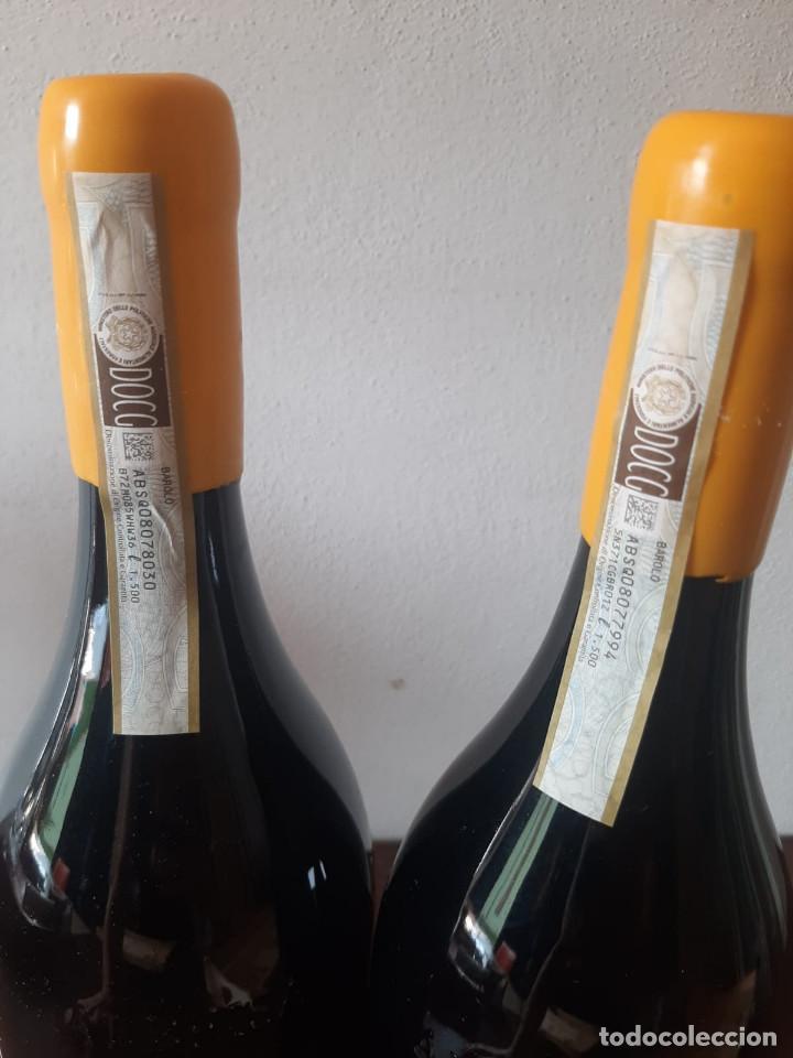 Botellas antiguas: 2 magnum barolo edizione limitata annata 2016 - Foto 3 - 280640653