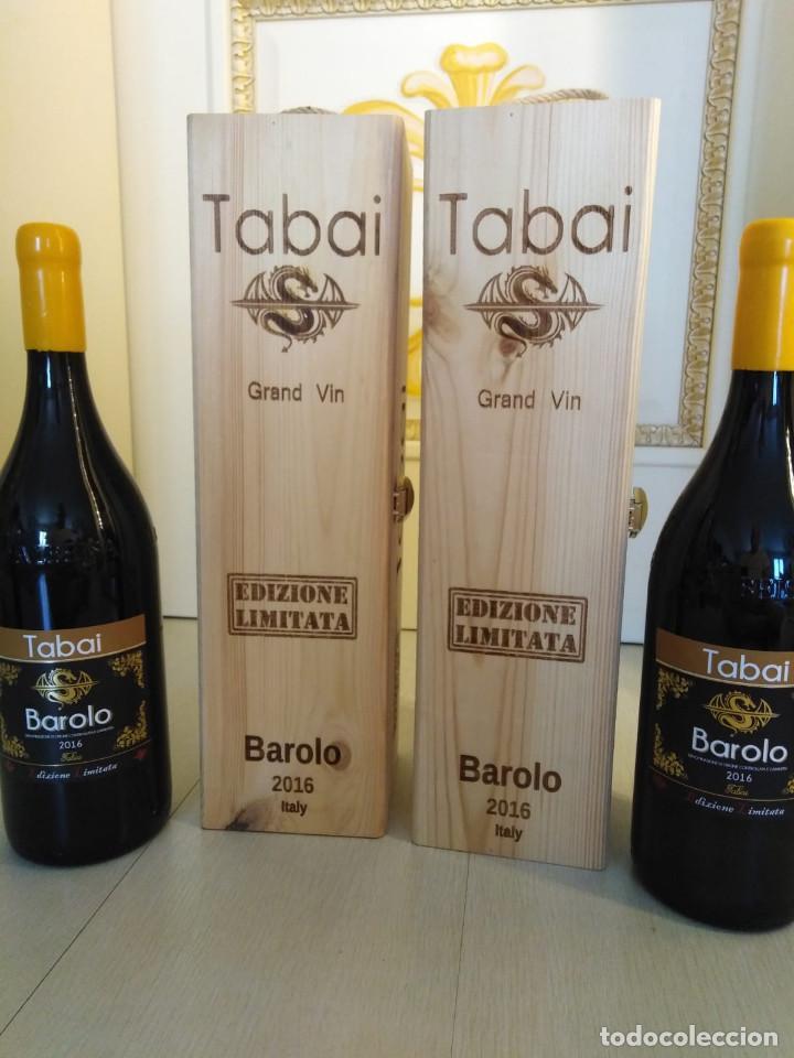 Botellas antiguas: 2 magnum barolo edizione limitata annata 2016 - Foto 11 - 280640653