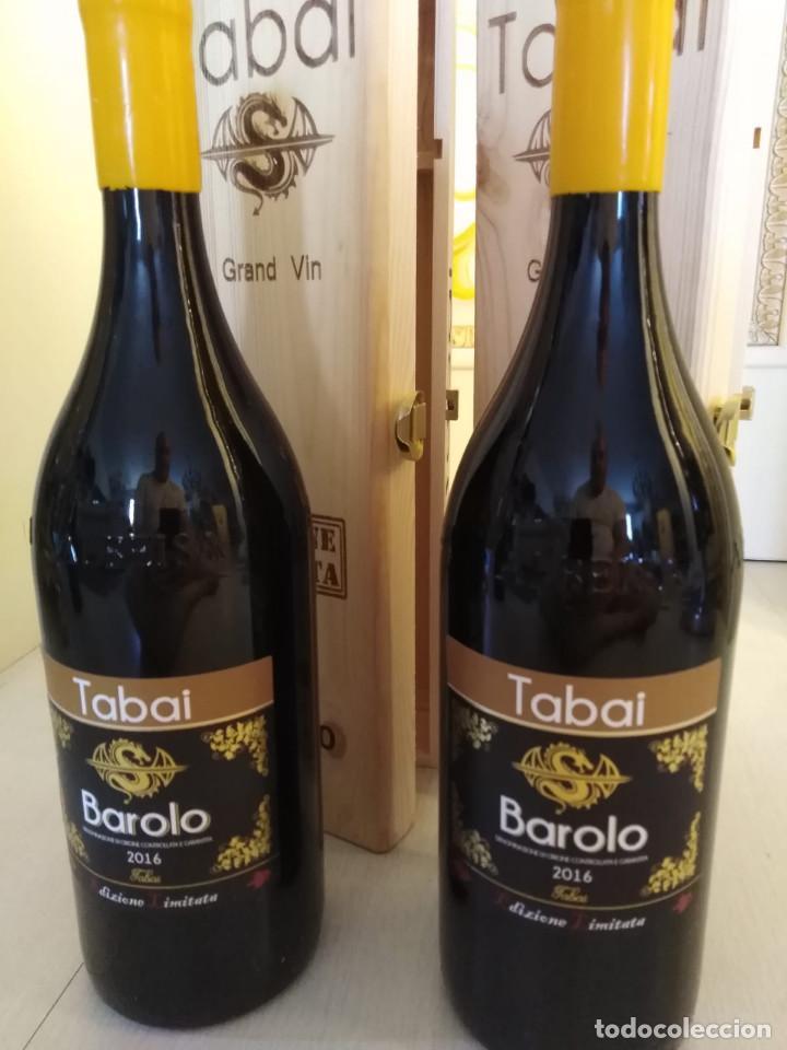 Botellas antiguas: 2 magnum barolo edizione limitata annata 2016 - Foto 12 - 280640653