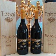 Botellas antiguas: 2 MAGNUM BAROLO EDIZIONE LIMITATA ANNATA 2016. Lote 280640653