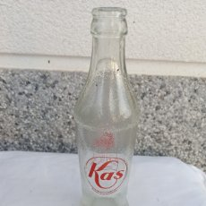 Bouteilles anciennes: BOTELLA REFRESCO KAS. Lote 285164438