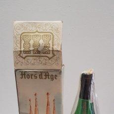 Bouteilles anciennes: VIEJA BOTELLA DE BRANDY HORS DAGE/MIGUEL TORRES. Lote 287651273
