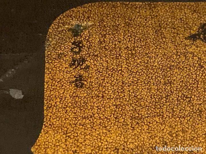 Botellas antiguas: ANTIGUO MAHJONG - MAH JONG o dominó oriental, en caja original. fichas tipo baquelita - Foto 5 - 288443773
