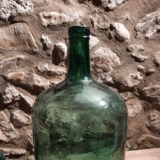 Botellas antiguas: GARRAFA DAMAJUANA. Lote 288534423