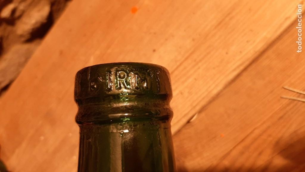 Botellas antiguas: GARRAFA DAMAJUANA - Foto 5 - 288534423