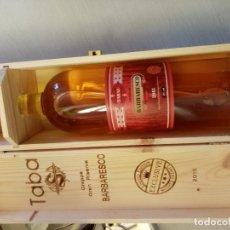 Botellas antiguas: GRAPPA MAGNUM BARBARESCO GRAN RISERVA 2015 EDIZIONE LIMITATA CHANEL. Lote 297259398