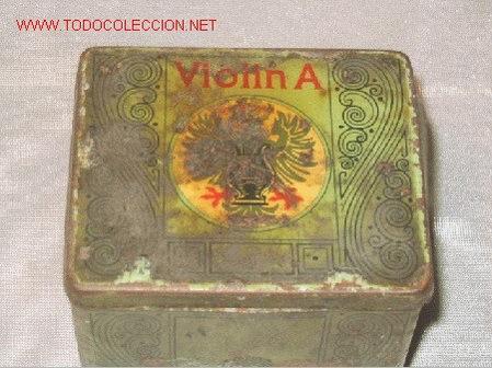 Cajas y cajitas metálicas: - Foto 2 - 3602170