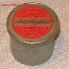 Cajas y cajitas metálicas: CAJA DE HOJALATA. Lote 68459659
