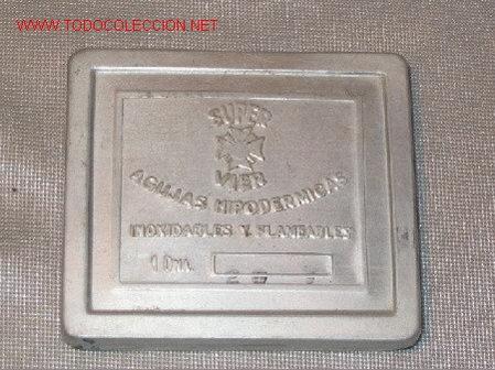 CAJA DE HOJALATA (Coleccionismo - Cajas y Cajitas Metálicas)