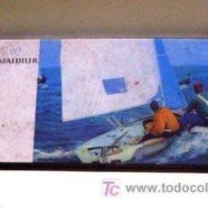 Cajas y cajitas metálicas: CAJA DE CARTON DE LAPICES DE COLORES STAEDTLER, RESTO DE TIENDA. Lote 27505448