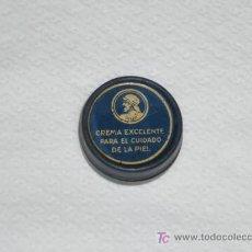 Cajas y cajitas metálicas: CAJA METALICA DE CREMA PEBECO DIMETRO 25. Lote 5615108