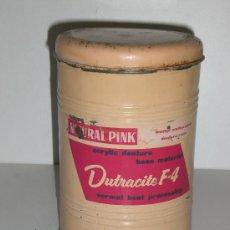 Cajas y cajitas metálicas: BOTE METALICO. Lote 21834359