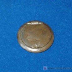 Cajas y cajitas metálicas: ANTIGUA CAJITA PASTILLERO METALICA. Lote 26970576