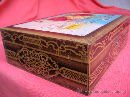 Cajas y cajitas metálicas: Caja costurero - Foto 2 - 24723756
