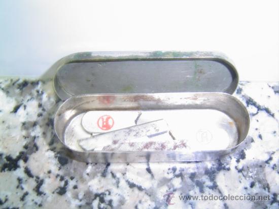 Cajas y cajitas metálicas: CAJA PARA GUARDAR AGUJAS - Foto 2 - 8537274