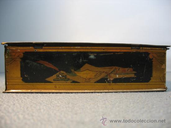 Cajas y cajitas metálicas: CAJITA METALICA ALMENDRAS DE ALCALA SALINAS - Foto 6 - 10900675