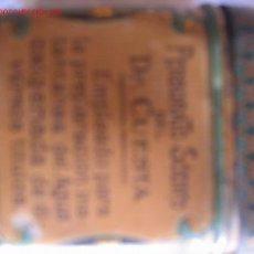 Cajas y cajitas metálicas: CAJA DE HOJALATA. Lote 3091423