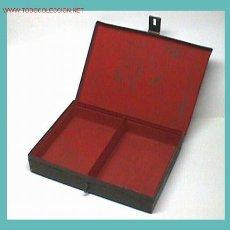 Cajas y cajitas metálicas: CAJA METÁLICA (AÑOS 30- 40). Lote 14250302
