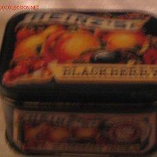Cajas y cajitas metálicas: BONITA CAJA. Lote 3634614
