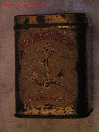 Cajas y cajitas metálicas: EL ANCORA - VALENCIA - Foto 2 - 3720055