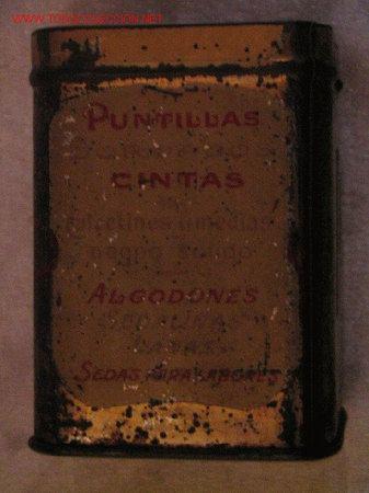 Cajas y cajitas metálicas: EL ANCORA - VALENCIA - Foto 3 - 3720055