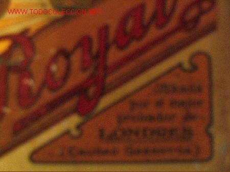Cajas y cajitas metálicas: TE ROYAL - Foto 3 - 3771290