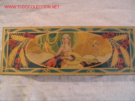 Cajas y cajitas metálicas: CAJA HOJALATA - Foto 2 - 5439736