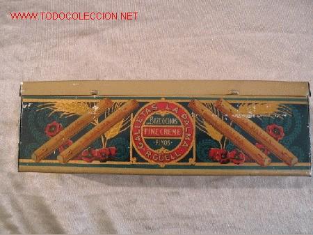 Cajas y cajitas metálicas: CAJA HOJALATA - Foto 3 - 5439736