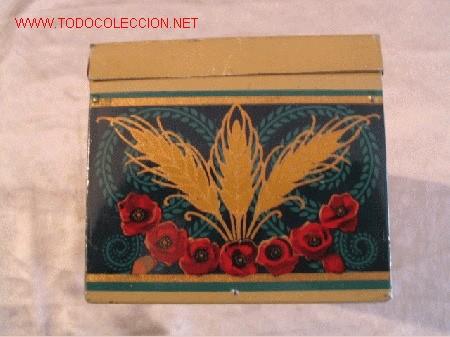 Cajas y cajitas metálicas: CAJA HOJALATA - Foto 5 - 5439736