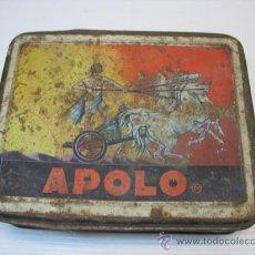 Cajas y cajitas metálicas: CAJA METALICA APOLO, PIMENTON AZAFRAN Y ESPECIAS. Lote 22996916