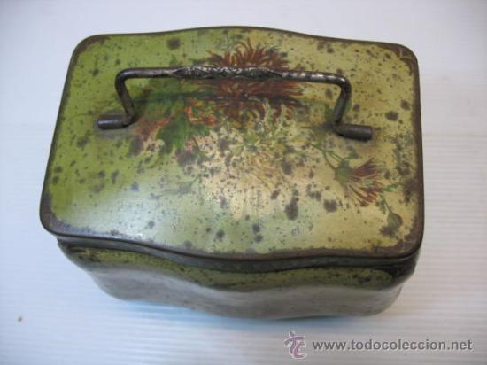 Cajas y cajitas metálicas: CAJITA METALICA MUY BONITA - Foto 4 - 26234426