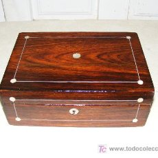 Cajas y cajitas metálicas: CAJA INGLESA. Lote 27513880