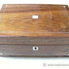 Cajas y cajitas metálicas: CAJA INGLESA. Lote 27575492