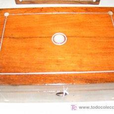 Cajas y cajitas metálicas: CAJA INGLESA. Lote 27575493