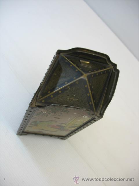 Cajas y cajitas metálicas: CAJITA METALICA CON MOTIVOS CHINOS - Foto 3 - 26522263