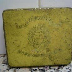Cajas y cajitas metálicas: CALA STATE EXPRESS CIGARETTES. Lote 12577908