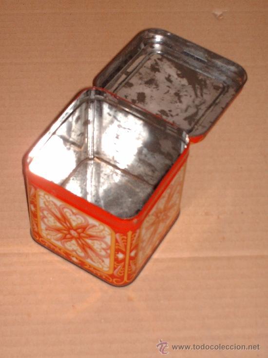 Cajas y cajitas metálicas: Cajita metalica. - Foto 2 - 27462810