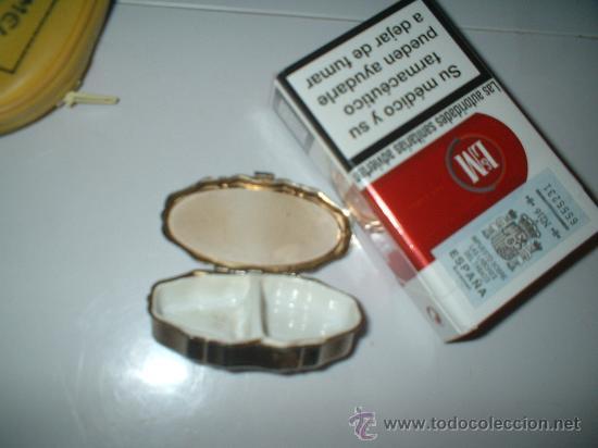 Cajas y cajitas metálicas: cajita pastillero - Foto 2 - 15529337