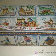 Cajas y cajitas metálicas: ANTIGUA CAJA DE HOJALATA - GALLETAS. Lote 26399852