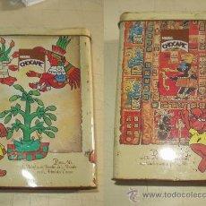 Cajas y cajitas metálicas: CAJA CHOCOPIC - NESTLE - RARA - HOJALATA. Lote 15301505