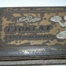 Cajas y cajitas metálicas: CAJA DE CHAPA . Lote 18136934