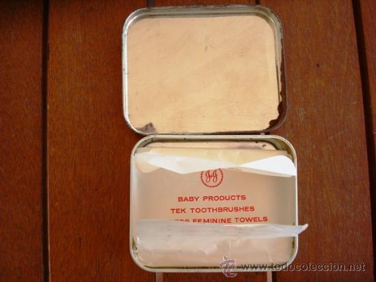 Cajas y cajitas metálicas: CAJITA DE LATA PUBLICIDAD - Foto 2 - 27096699
