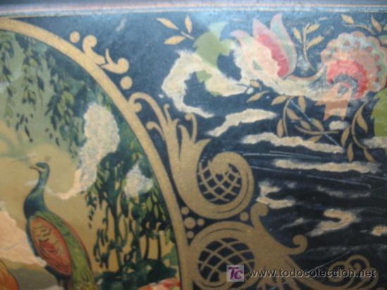 Cajas y cajitas metálicas: ¡OFERTA POR LIQUIDACIÓN SOLO 4 DÍAS! Caja de bombones de hojalata - Foto 2 - 23808880