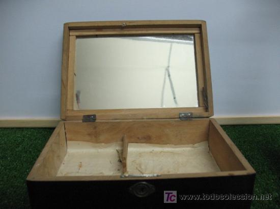 Cajas y cajitas metálicas: CAJA JOYERO CON MOTIVOS CHINOS - Foto 3 - 20226029