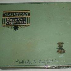 Blechdosen und Kisten - capstan navy cut cigarettes - 25423595