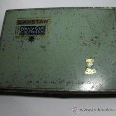Blechdosen und Kisten - Caja tabaco metalica Capstan Navy Cut Cigarettes. - 23464839